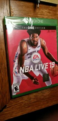 Nba Live 19 Xbox One (NEW) Sparks, 89431