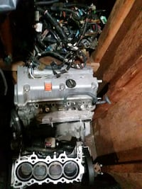 Car motor k24a4 59k miles on it complete engine Spanaway, 98387
