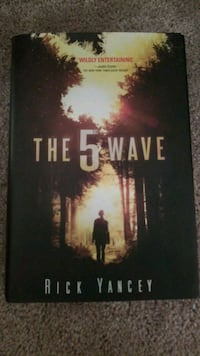 The 5th Wave by Rick Yancey Bowie, 20715