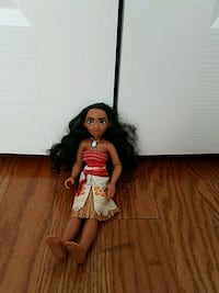 Disney Moana doll Bryans Road, 20616