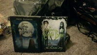 Corpse Bride- movie and book Fridley