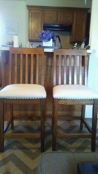Two Barstools $20 Each Spencer, 73084