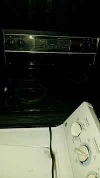 black and white induction range oven Willoughby, 44094