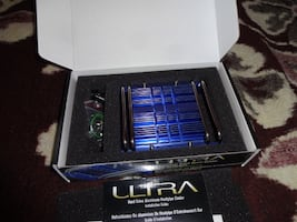 Ultra Aluminum Hard Drive Cooler with Heatpipes