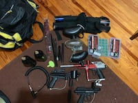 Paintball markers and gear Tampa, 33604