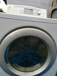 white front load clothes washer Tucson, 85711