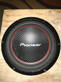 """Pioneer 10"""" Subwoofer Lutherville Timonium, 21030"""