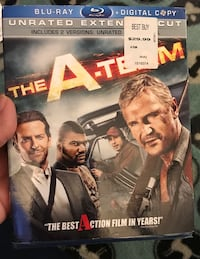 The A Team DVD.  Never Opened.