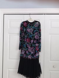 Women's multicolored floral dress Kenner, 70065