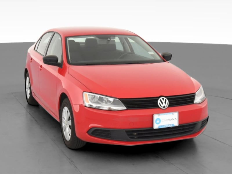 2014 VW Volkswagen Jetta sedan 2.0L Base Sedan 4D Red  f48159e0-1d58-4c47-828a-a4dedd129264