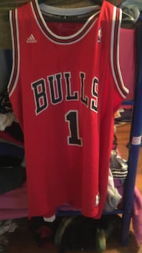 Chicago bulls jersey  Raleigh, 27606