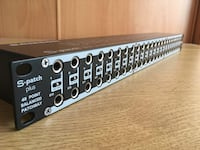 Samson S-Patch Plus Black + Rack 6U Gijón