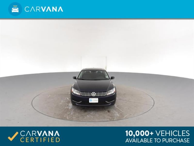 2013 VW Volkswagen Passat sedan TDI SE Sedan 4D Blue <br /> 6eb532d4-b537-42d1-a888-cd714767c663