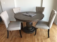 Dining Room Table and Chairs Mint Condition Toronto, M5C 2R6