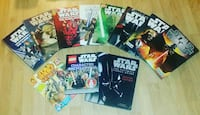 11 Star Wars Collection Books Oslo kommune, 0986