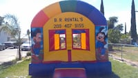 BR Rentals (jumpers, water slides, tables, chairs) Stockton