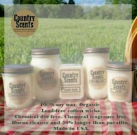 Country Scents Candles Deville, 71328