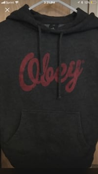 Obey Hoodie  Puyallup, 98373