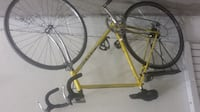 yellow and black road bike Vancouver