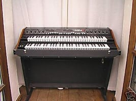 Crumar t2 band organ Make your offer