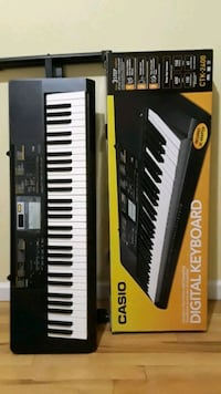 Keyboard-piano  Casio  CTK  2400 New York