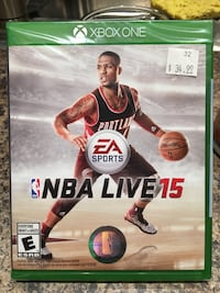 New Unopened NBA Live 15 Calgary, T3H 3T3