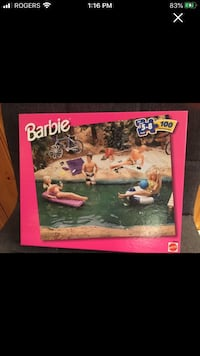 Barbie & Friends Jigsaw Puzzle Aurora, L4G 6R4