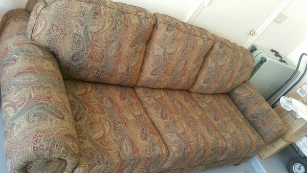 Used Classic Clayton Marcus Couch From Ladlows For Sale In
