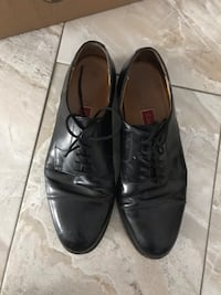 pair of black leather dress shoes Escondido, 92027