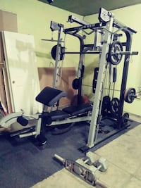 Gold's Gym weight Bench & Rack Stockton, 95205