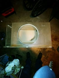gray and black subwoofer enclosure Anaheim, 92801