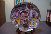 Micheal Jordan Collector Plate w/ COA(pick up only)stand not included Henderson, 89012