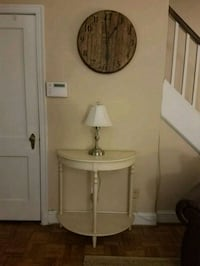 Ivory Accent Table Arlington, 22204