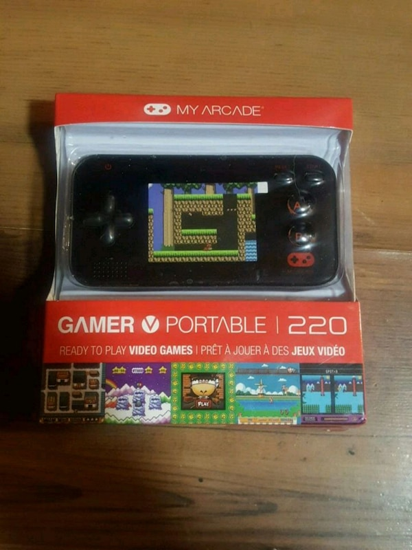 My Arcade/Gamer Portable 220