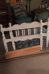 Wood Twin Bed Frame