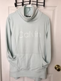 NEW, Calvin Klein Neck Long Sleeve Sweater, Size XL/TG/X Lorton, 22079