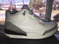 Air Jordan 3 Retro 'White Cement' Springfield, 22151