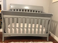 Graco crib and change table Strathroy-Caradoc, N7G 3H3