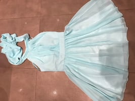 Chiffon dress- never worn