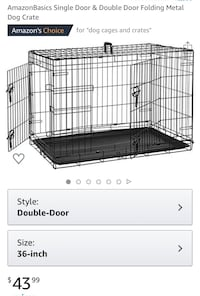 Dog Crate New York, 10025