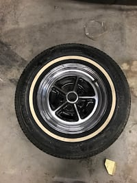 A set of four OEM factory Buick rims with tires Trumbull, 06611