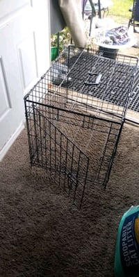 Medium sized dog crate  Sacramento, 95830