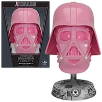 Darth Vader Pink Helmet 2009 San Diego Comic Con Exclusive Minneapolis