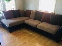 L shape Sofa (2 piece ) from Ashley's Furniture.  Los Angeles, 90065
