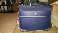 New suitcase never been used but once excellent condition