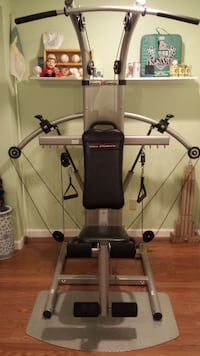 Bio Force Home Gym- Like New SILVERSPRING