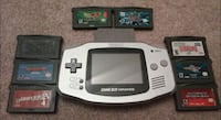 Game Boy Advance with 9 games!! Downers Grove, 60516
