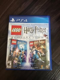 LEGO Harry Potter collection PS4 Denver, 80203