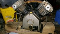 5 hp central pneumatic V twin single stage air com Knoxville, 37920