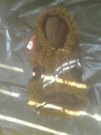 Star Wars wookie costume extra small for dog hoody Citrus Heights, 95621